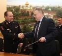 Подписано соглашение о взаимодействии между УМВД и ТГПУ им. Л.Н.Толстого