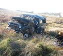 Водитель перевернувшегося под Тулой УАЗа погиб