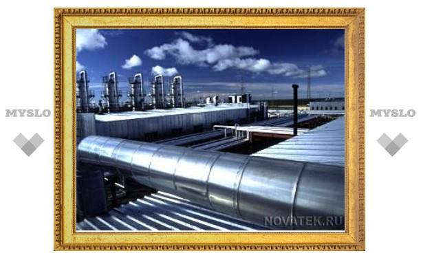 """""""Газпром"""" разрешит экспорт газа своему конкуренту"""