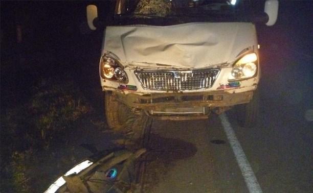 В Одоеве водитель «Газели» насмерть сбил двух женщин