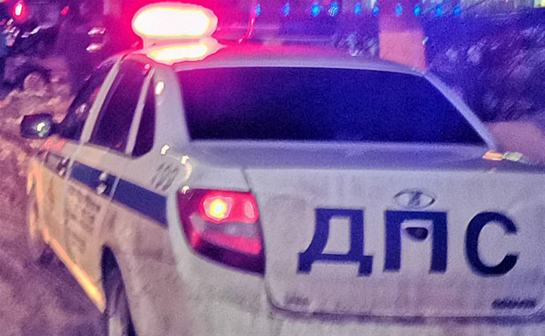Ночью в Туле пьяный водитель пытался скрыться от экипажа ДПС