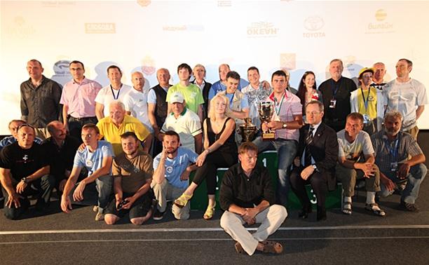 В Туле закрыли XIX Чемпионат России и II кубок Малахово по воздухоплаванию