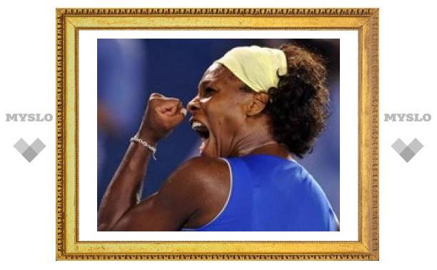 Светлана Кузнецова проиграла Серене Уильямс в 1/4 финала Australian Open