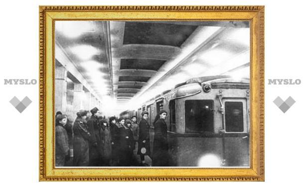 В московском метро появится ретропоезд