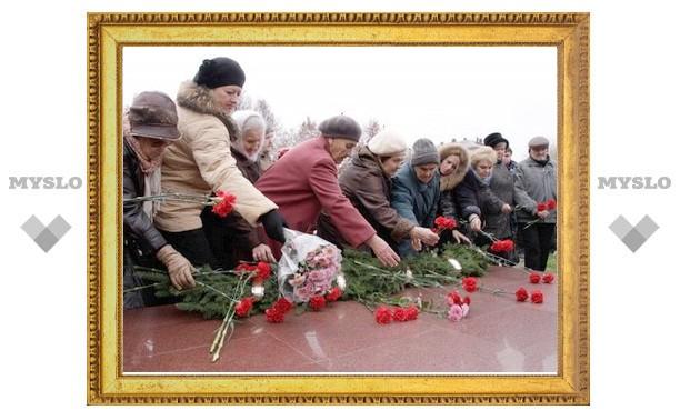 В Туле прошел День памяти жертв политических репрессий