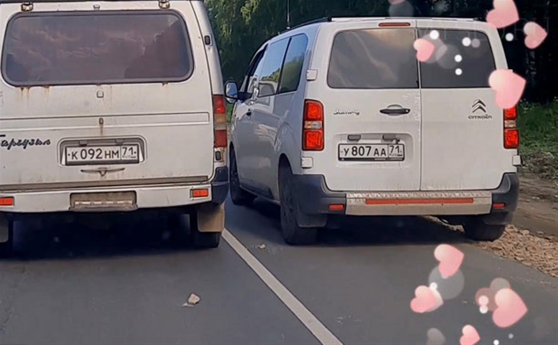 «Накажи автохама»: миграция обочечников на дороге Тула – Новомосковск