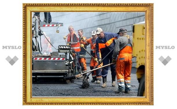 Дороги Заречья ждет ямочный ремонт