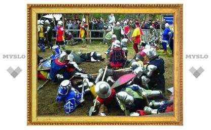 В Туле устроят рыцарский турнир