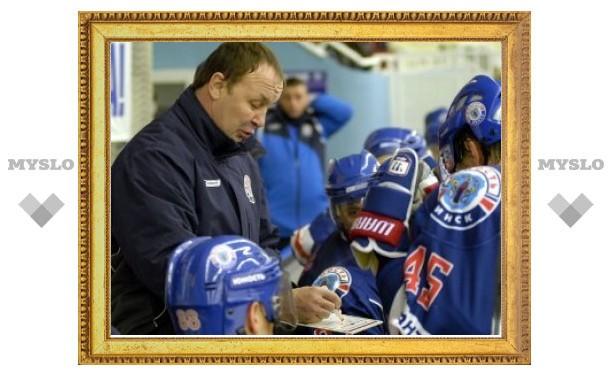 Белорусский тренер ввел для хоккеистов штраф за чтение газеты