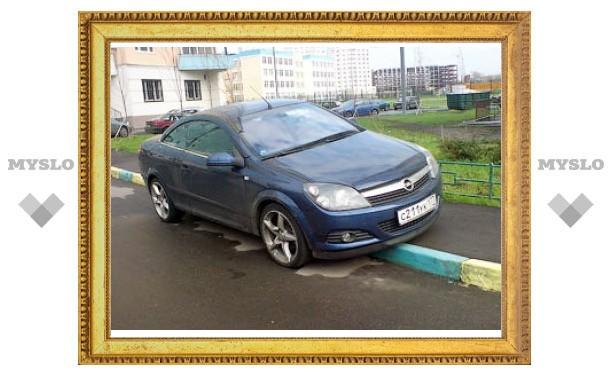 Москвичам не будут запрещать парковаться во дворах