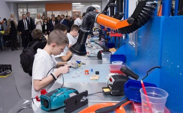 В Тульской области может появиться детский технопарк