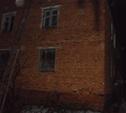 В Алексинском районе загорелся жилой дом