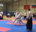 В Туле прошли чемпионат и первенство России по косики каратэ