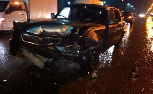 В Туле произошло ДТП с участием нетрезвого водителя