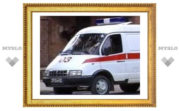 Утром в Туле сбили двух пешеходов