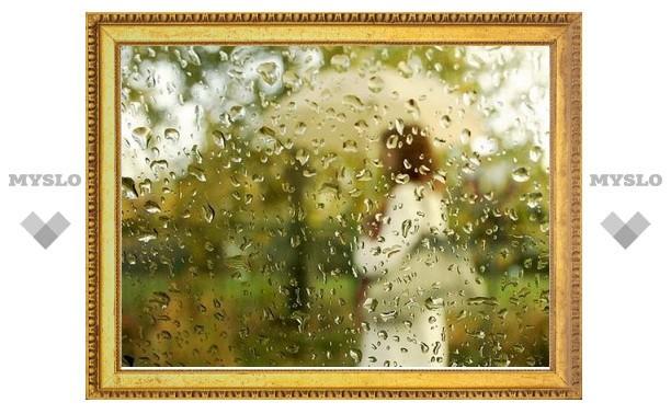 Тулу накроют дожди