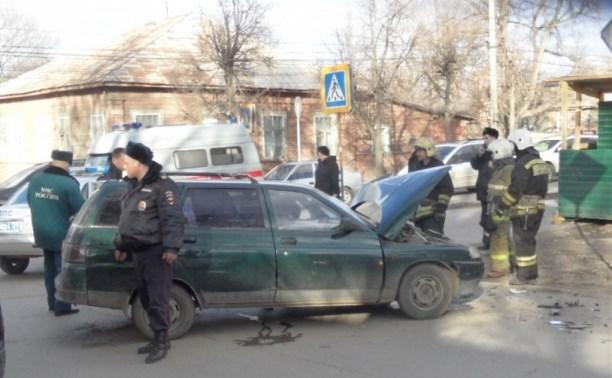 В аварии в Советском районе погиб человек