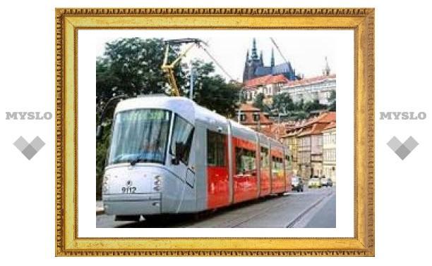 В Праге оценили удобство sms-билетов на городской транспорт