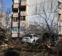 Во время урагана ветер повалил в Туле 30 деревьев