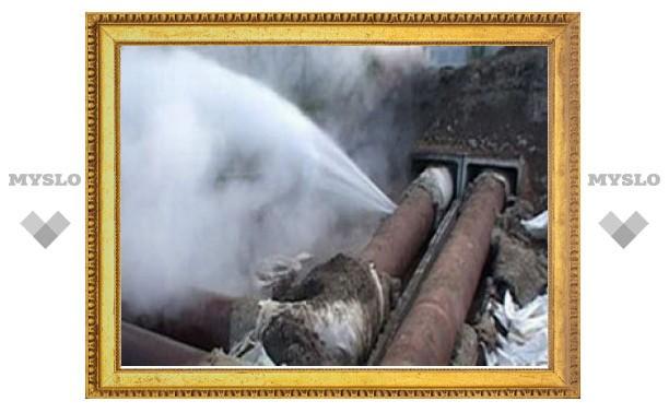 В день выборов 2000 туляков остались без холодной воды