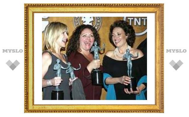 В США объявлены лауреаты премии Гильдии актеров экрана