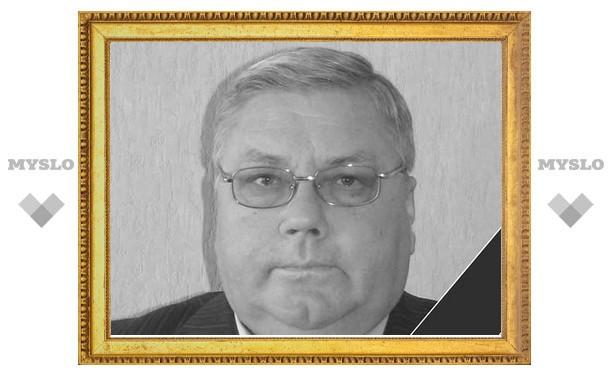 В Туле скончался Олег Николаевич Гладнев