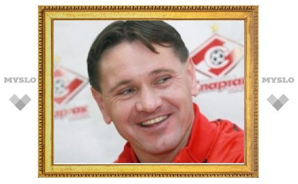 Аленичев попал в пятерку лучших легионеров России