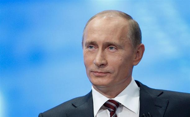 Путин отметил заслуги учителя из Узловой