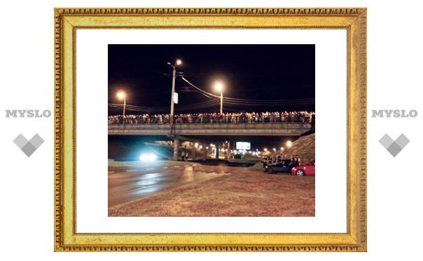 Когда ночные гонки в Туле станут легальными?