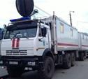 Ураган в Ефремове: в город прибыла колонна спецтехники