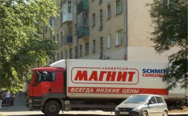 Воронежские депутаты предложили штрафовать за парковку фур во дворах