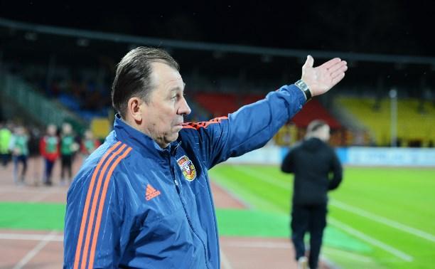 Сергей Павлов стал лучшим тренером ФНЛ по версии болельщиков