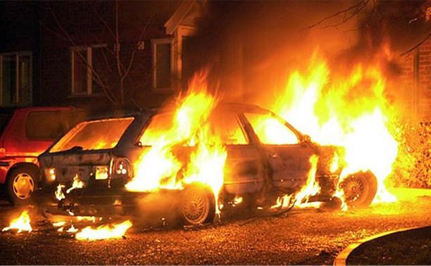 За поджог машины бывшей супруги туляка приговорили к 1 году тюрьмы