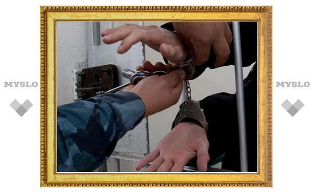 Туляк задержан за избиение жителя Орловской области