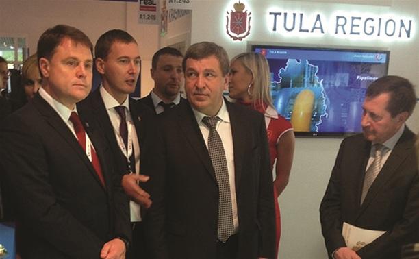 В Мюнхене обсуждают развитие индустриальных парков тульского региона