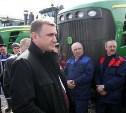 Алексей Дюмин обсудил с тульскими сельхозпроизводителями развитие молочного животноводства