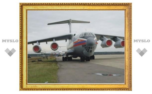 Ил-76 с нуждающейся в пересадке сердца девочкой вылетел из Новосибирска в Италию