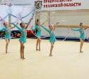 Тульские гимнастки отличились на соревнованиях в Рязани