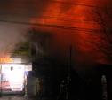 На Рождество в Туле сгорел магазин на ул. Оборонной