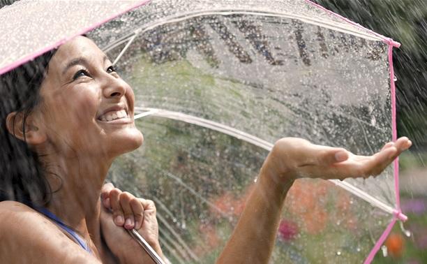 Новая неделя начнется с дождей