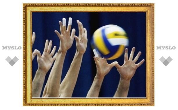 В Тульской волейбольной лиге состоятся два суперматча
