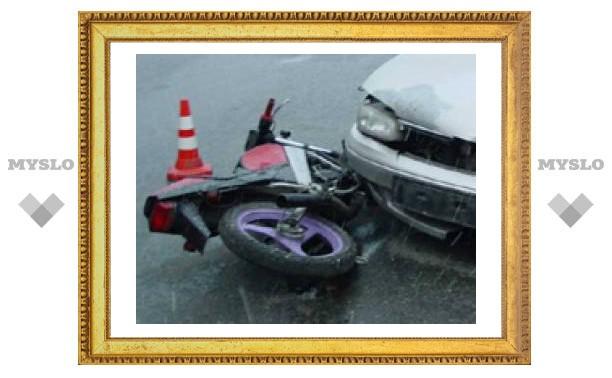 Тульским мотоциклистам стало тесно