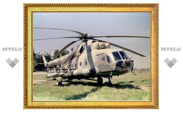 Пилоты разбившегося в Сибири вертолета были пьяны