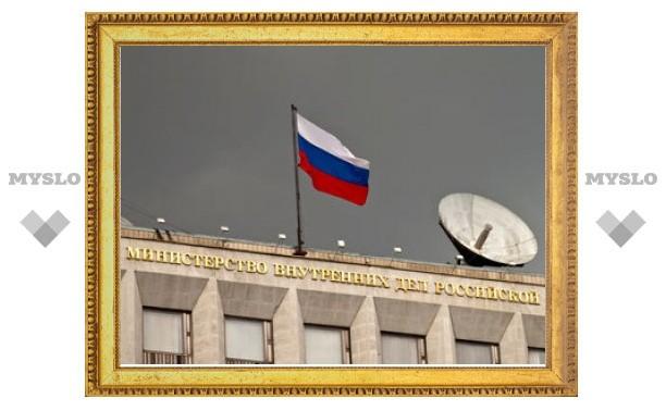 В Москве задержан генерал МВД