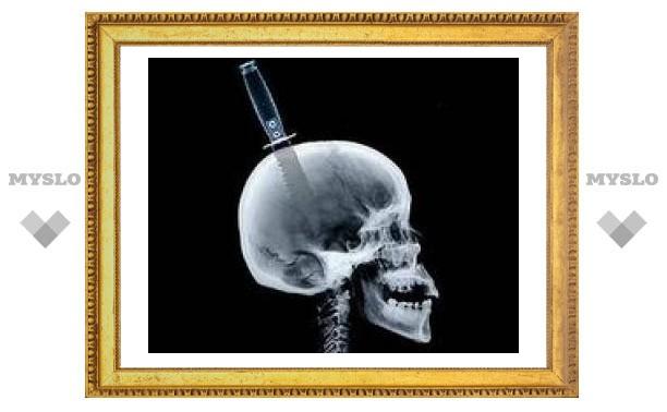В Новой Зеландии женщине воткнули нож в голову, но она выжила