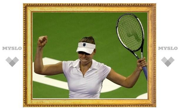 Вера Звонарева стала второй ракеткой мира