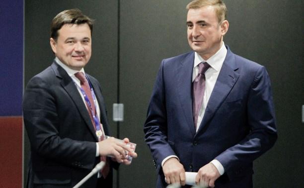 Алексей Дюмин: «Мы заинтересованы в том, чтобы сделать условия работы для бизнеса в регионе более комфортными»