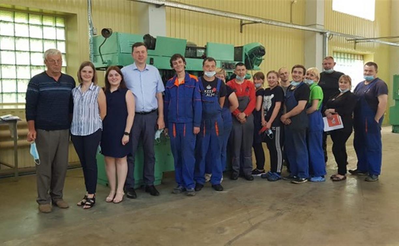 Тульский патронный завод запустил новую обучающую программу в собственном Учебно-производственном центре