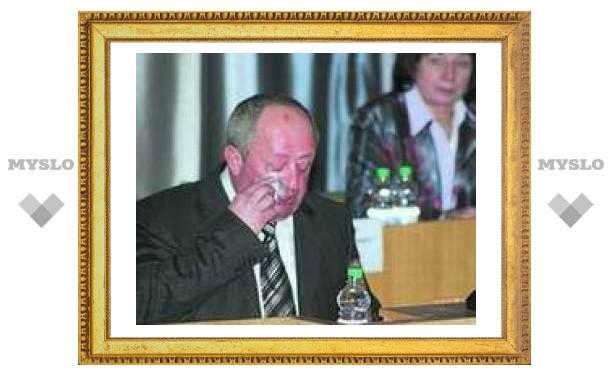 Тульских чиновников сократят