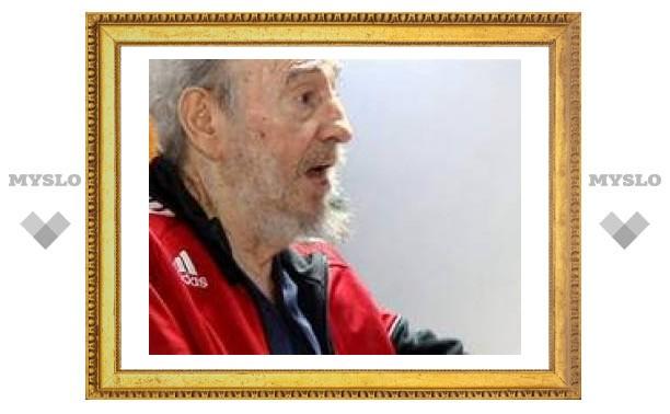 Кастро не хватает сил выступать на публике